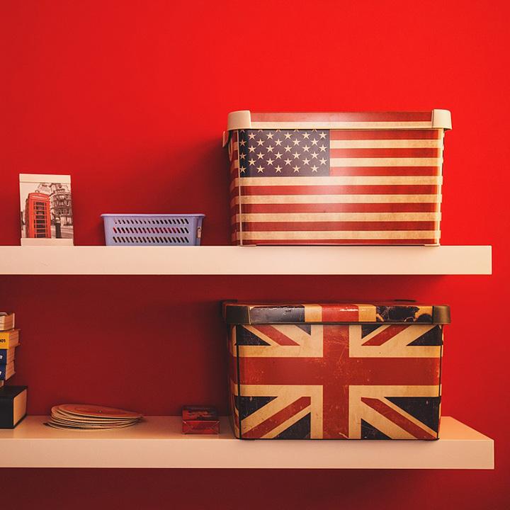 アメリカとイギリスの調査